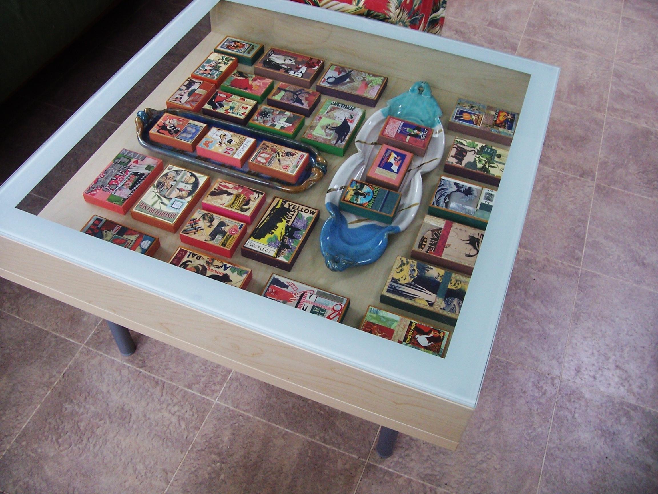Mini Collage Blocks
